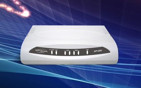 Central Telefônica IP Híbrida XIP 220 PLUS Mais E1
