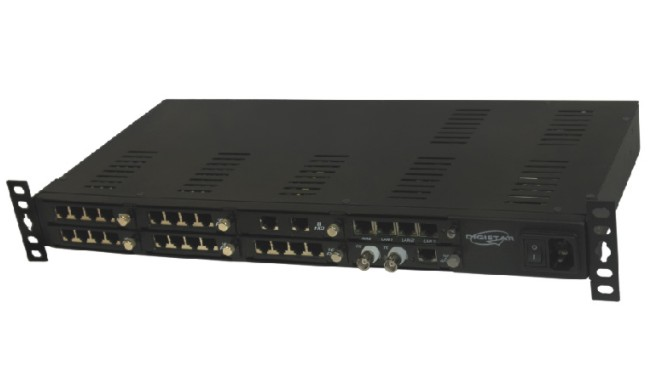 Central Telefônica IP Híbrida XIP 240