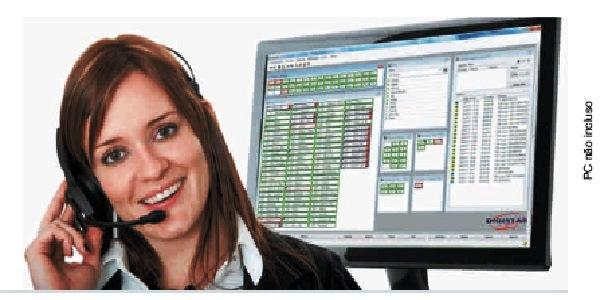 Benefícios e facilidades Mesa PC Digistar